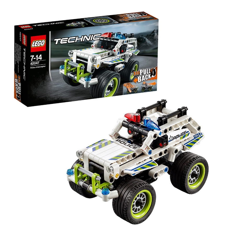 LEGO® Technic - La voiture d'intervention de police 42047