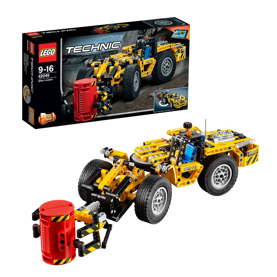 LEGO® Technic - Carica-mine 42049