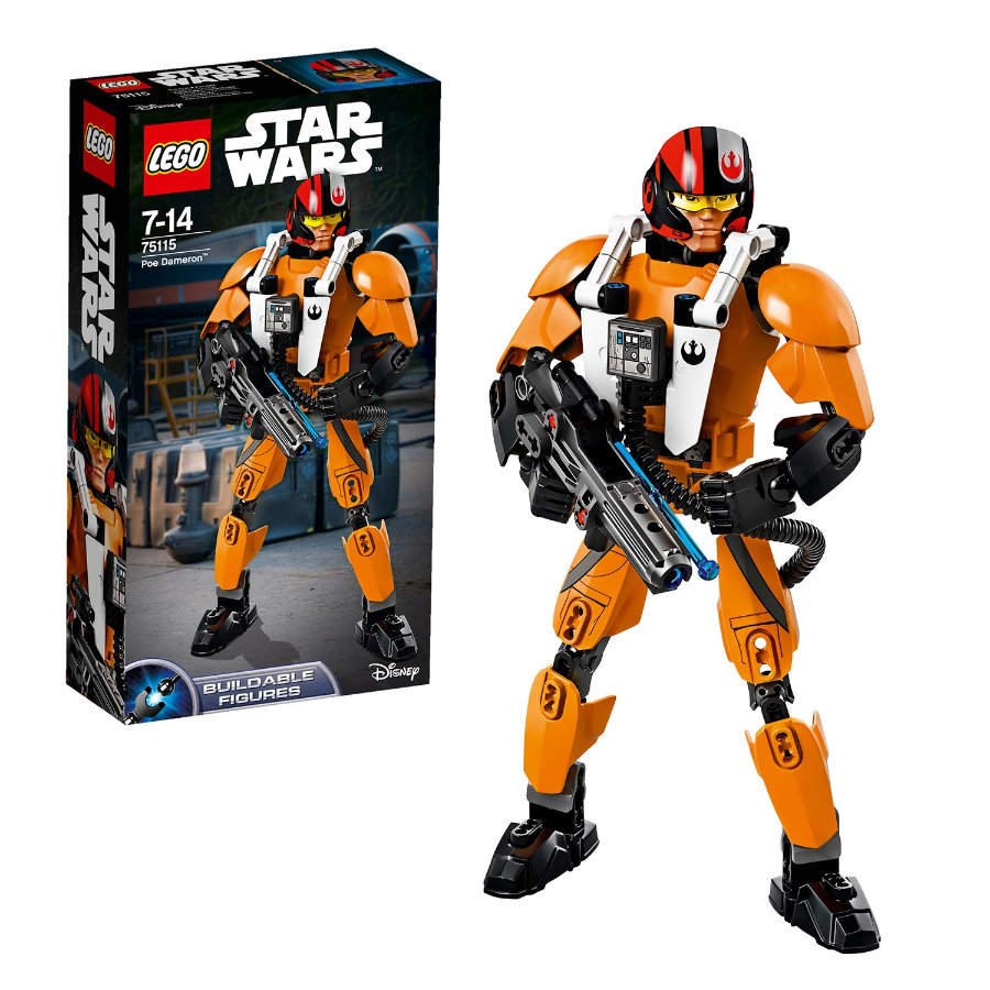 LEGO® Star Wars™ - Poe Dameron™ 75115