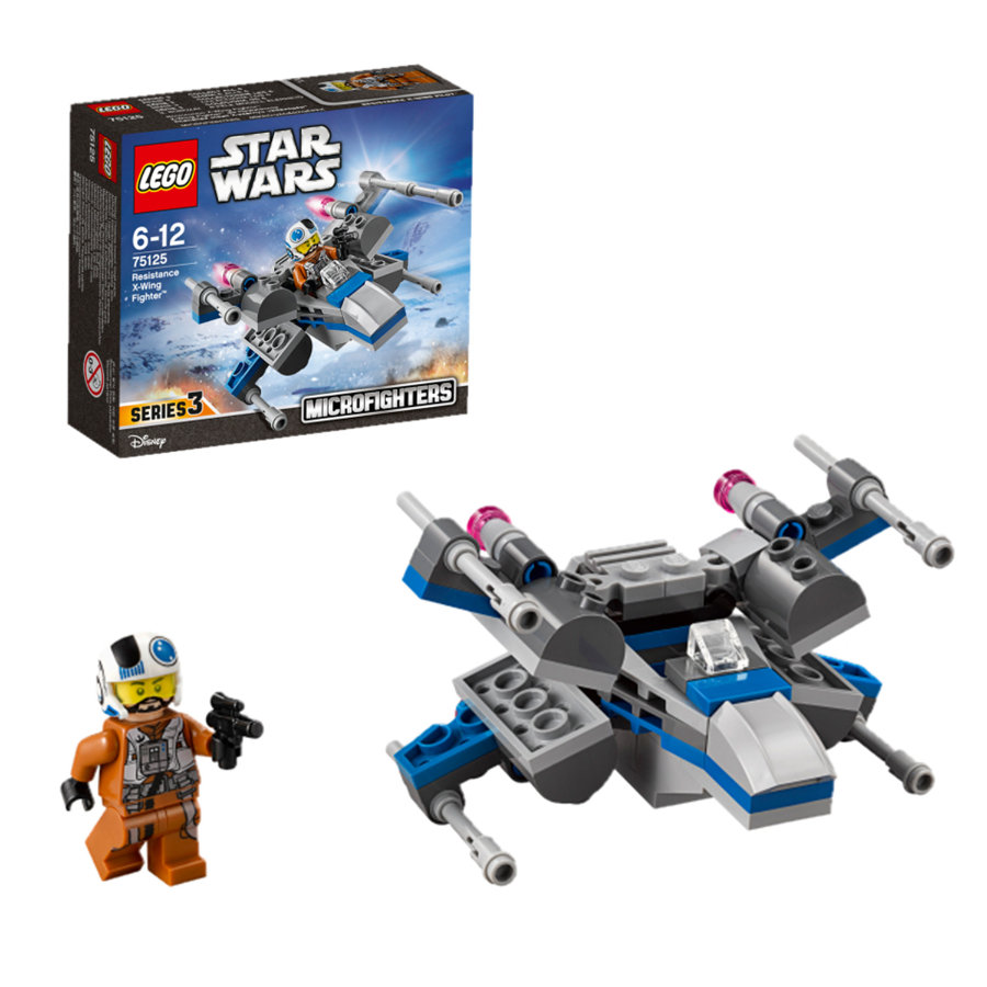 LEGO® Star Wars™ - X-Wing Fighter™ Ruchu oporu 75125
