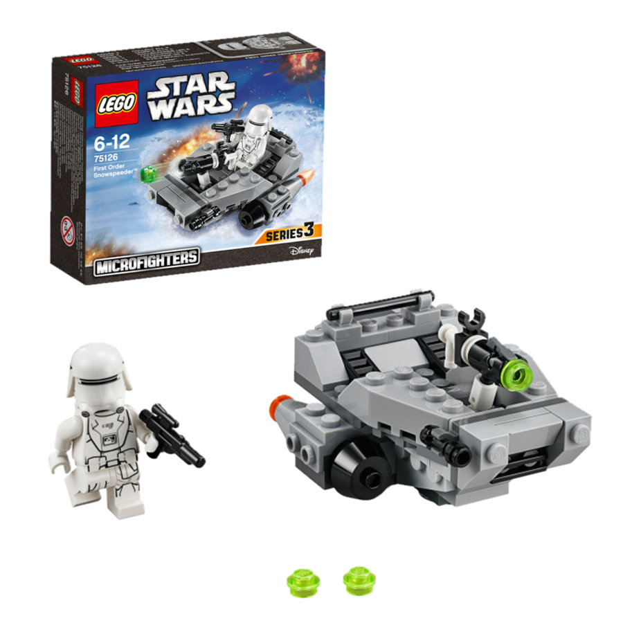 LEGO® Star Wars™ - First Order Snowspeeder™ 75126