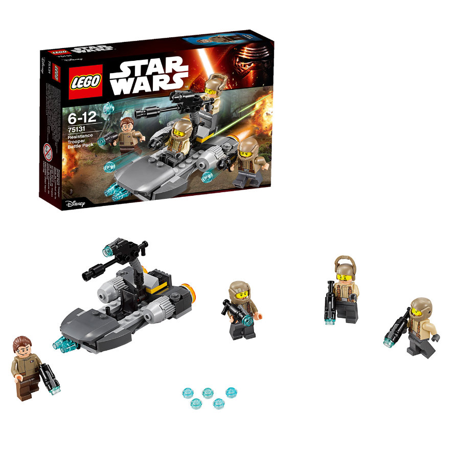 LEGO® Star Wars™ - Ruch oporu Battle Pack 75131