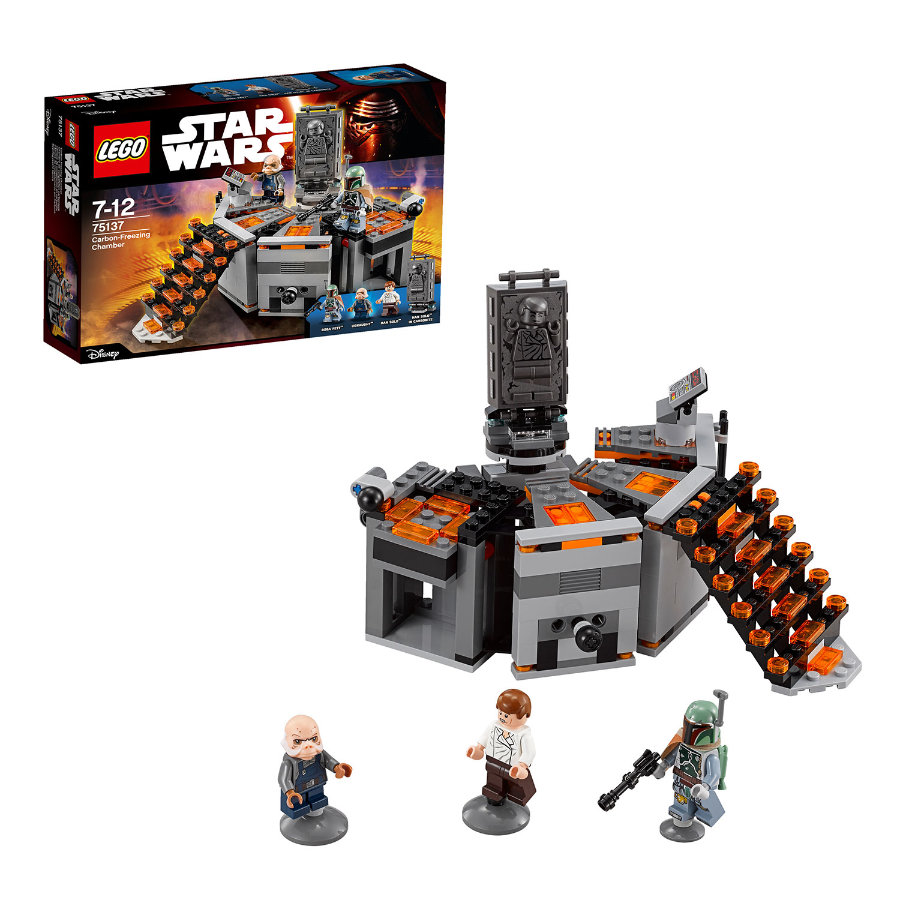 LEGO® Star Wars™ -  Camera di congelamento al carbonio™ 75137
