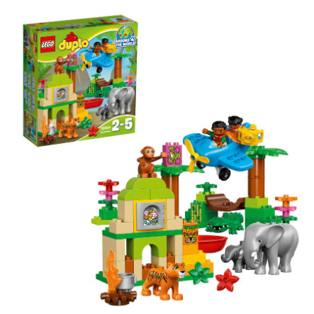 LEGO® DUPLO® Wildlife – La jungle 10804