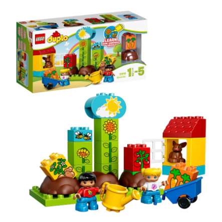 LEGO® DUPLO® - Mój pierwszy ogród 10819