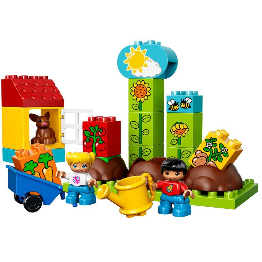 LEGO® DUPLO® - Moje první zahrádka 10819