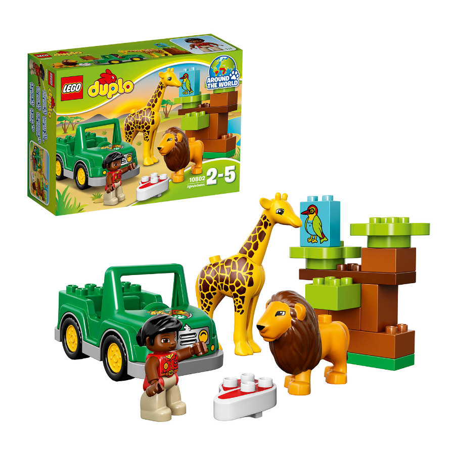 LEGO® DUPLO® Wildlife –  Savana 10802