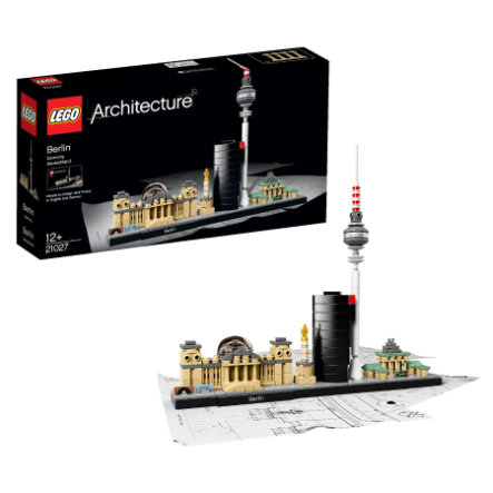 LEGO® Architecture - Berlin 21027