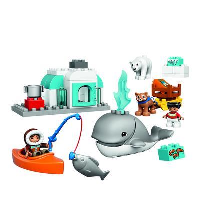 LEGO® DUPLO® Wildlife – Les animaux de l'Arctique 10803
