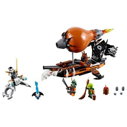LEGO® NINJAGO - Útočná vzducholoď 70603