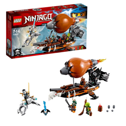 LEGO® NINJAGO - Zeppelin d´assalto 70603