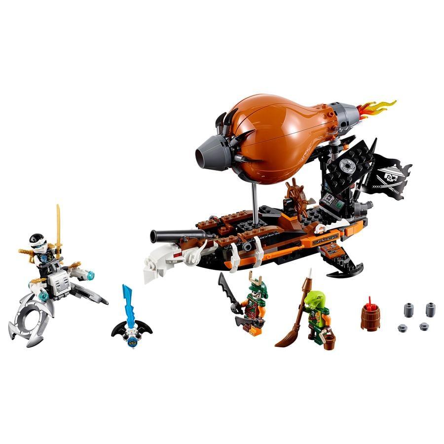 LEGO® NINJAGO - L'attaque du Zeppelin des Pirates 70603