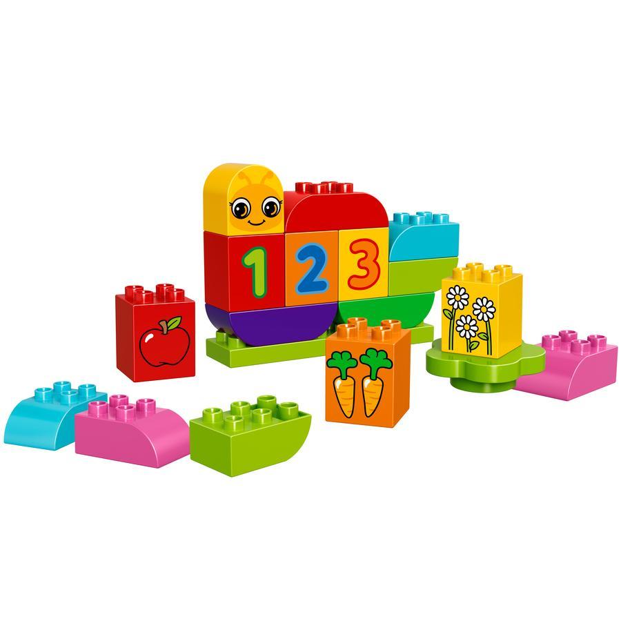 LEGO® DUPLO® - Ma première chenille 10831