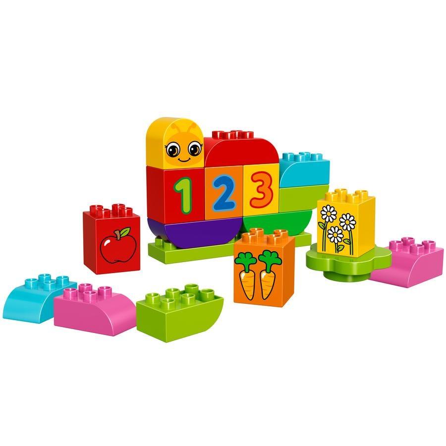 LEGO® DUPLO® - Meine erste Zahlenraupe 10831