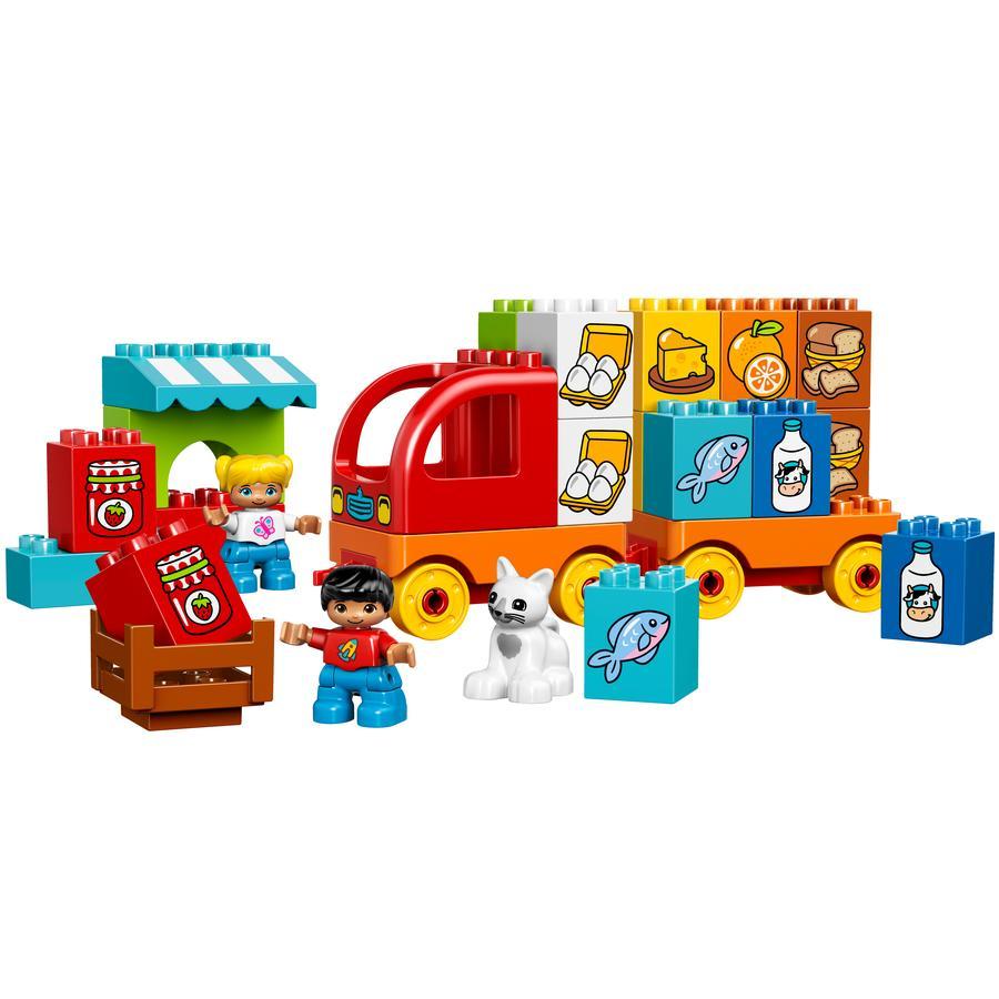 LEGO® DUPLO® - Moja pierwsza ciężarówka 10818