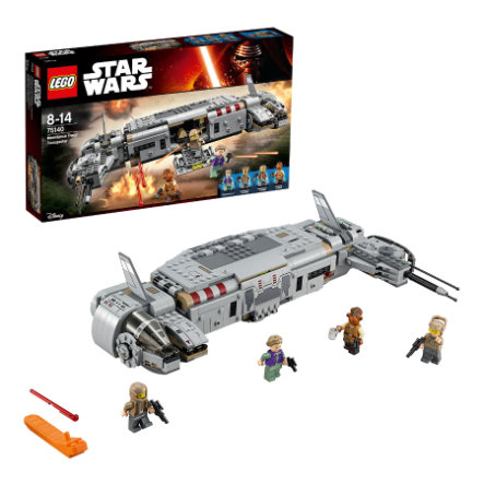 LEGO® Star Wars™ - Resistance Troop Transporter 75140