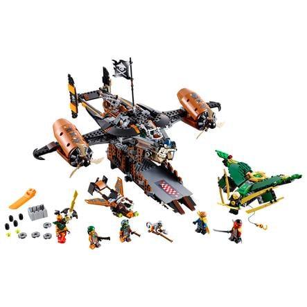 LEGO® NINJAGO - Le Vaisseau de la Malédiction 70605