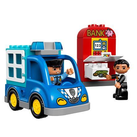 LEGO® DUPLO® - La patrouille de police 10809