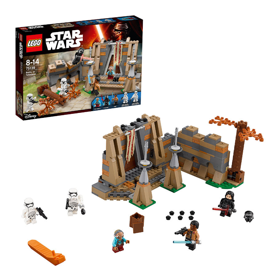 LEGO® Star Wars™ - Battle on Takodana™ 75139