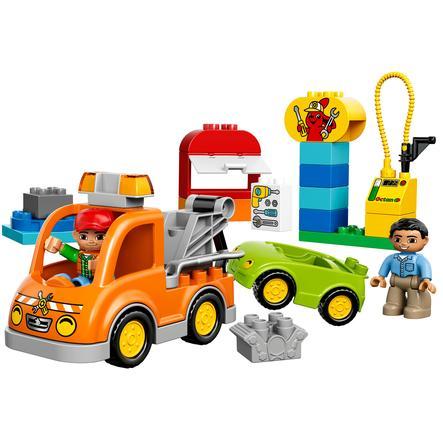 LEGO® DUPLO® - Abschleppwagen 10814