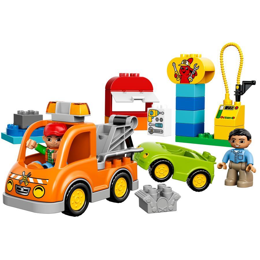 LEGO® DUPLO® - Samochód pomocy drogowej 10814