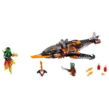 LEGO® NINJAGO - Žraločí letoun 70601