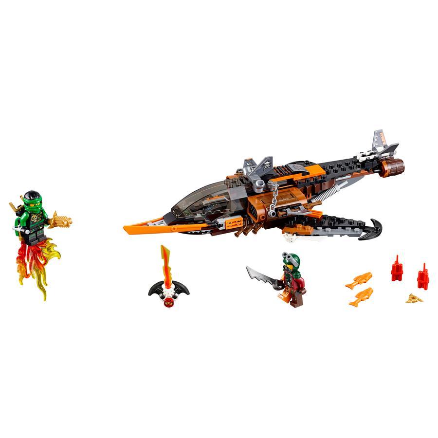 LEGO® NINJAGO Haaienvliegtuig 70601