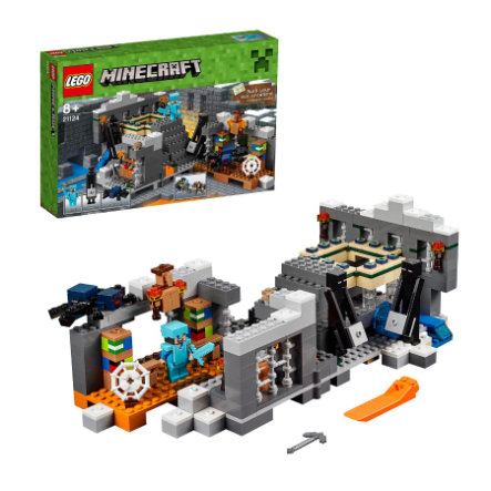 LEGO®  Minecraft™ -  Das End-Portal 21124