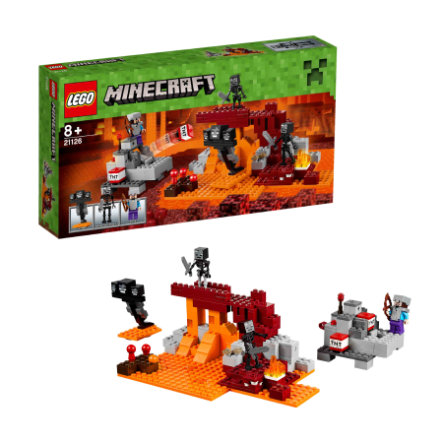 LEGO®  Minecraft™ - Der Wither 21126