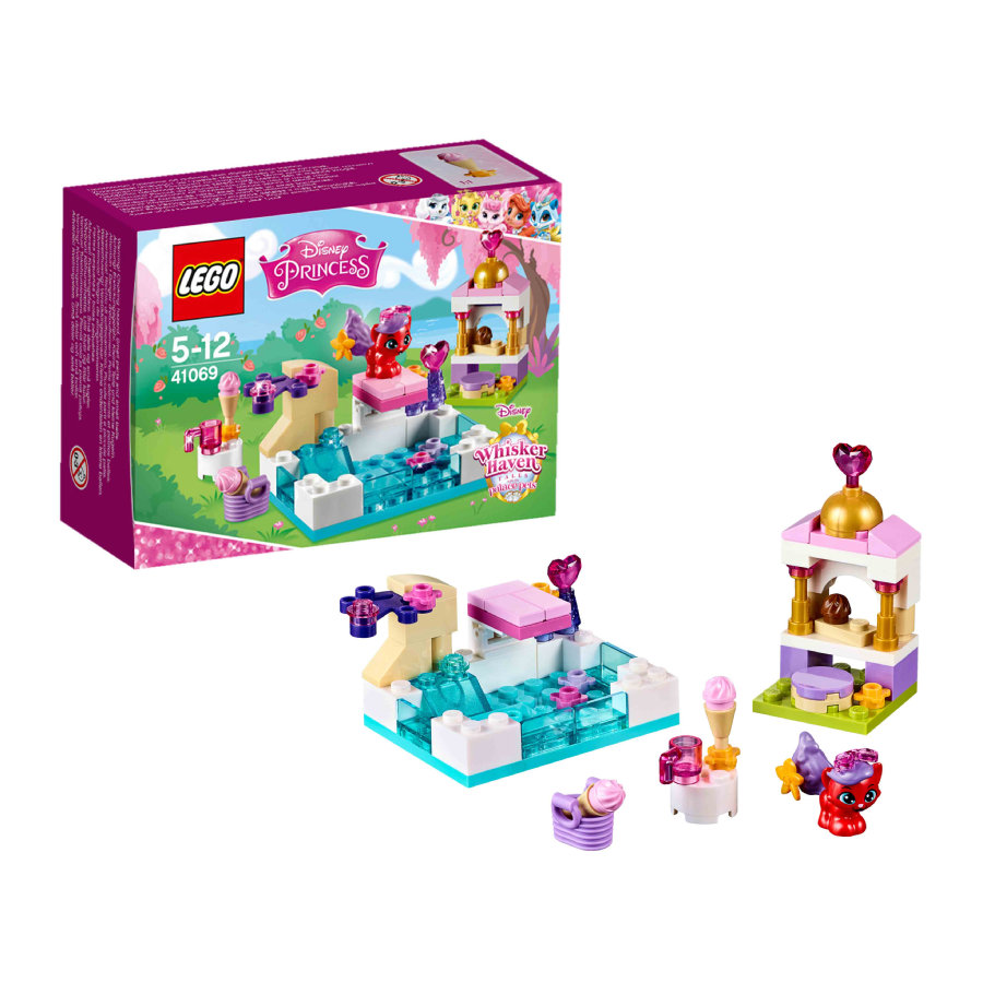 LEGO Disney Princess 41069 Treasures dag vid poolen