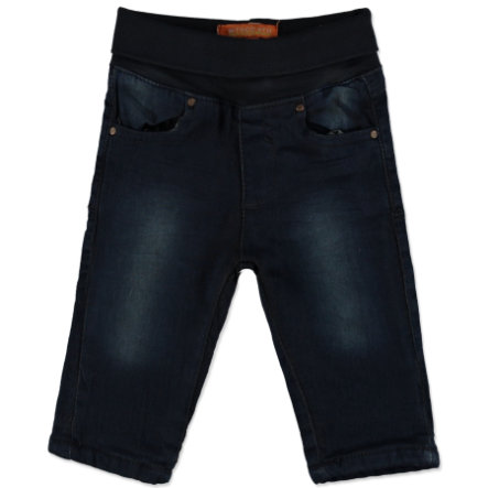 STACCATO Girls Thermojeans dark blue denim