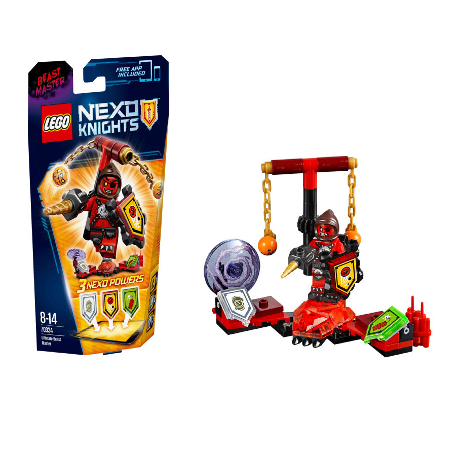 LEGO® Nexo Knights™ - Ultimate Monster-Master 70334