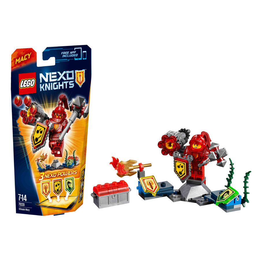 LEGO® Nexo Knights™ - Ultimativer Macy 70331