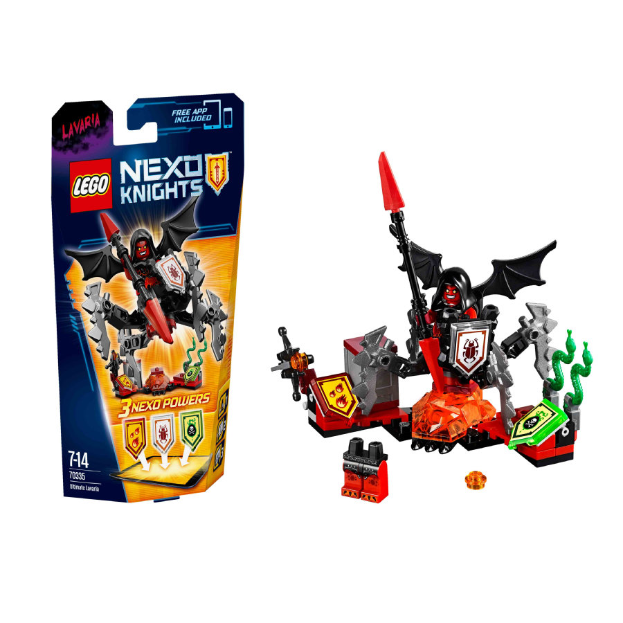 LEGO® Nexo Knights™ - L'ultime Lavaria 70335