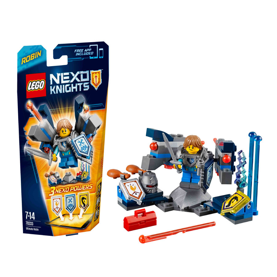 LEGO® Nexo Knights™ - Ultimativer Robin 70333
