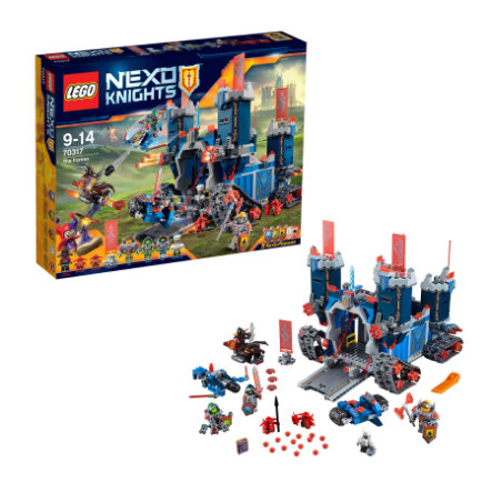 LEGO® Nexo Knights™ – Le Fortrex 70317