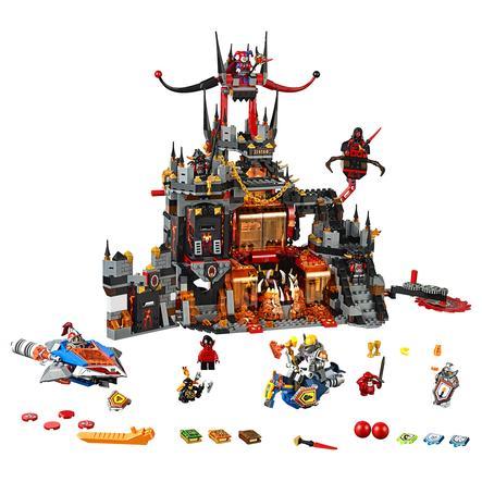 LEGO® Nexo Knights™ - Il palazzo vulcanico di Jestro 70323