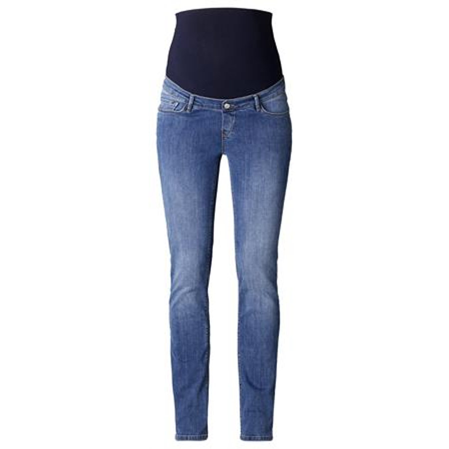 ESPRIT Umstands Denim straight medium wash Länge 32