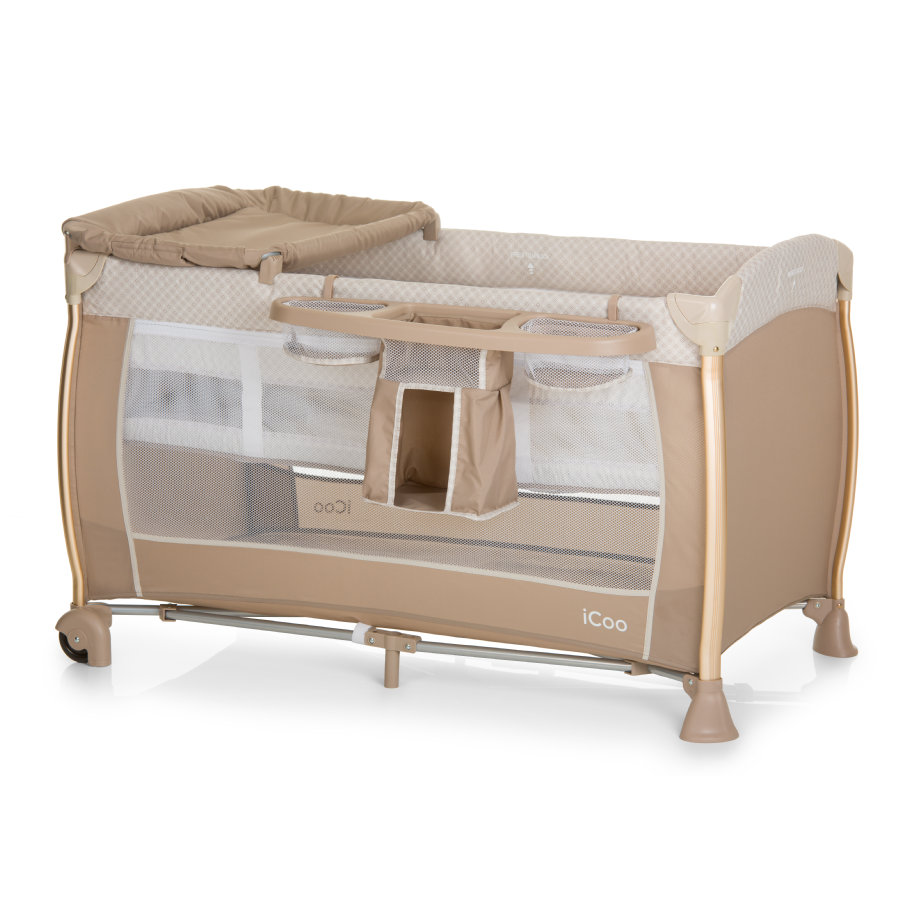 iCoo Reisebett Starlight Diamond Beige