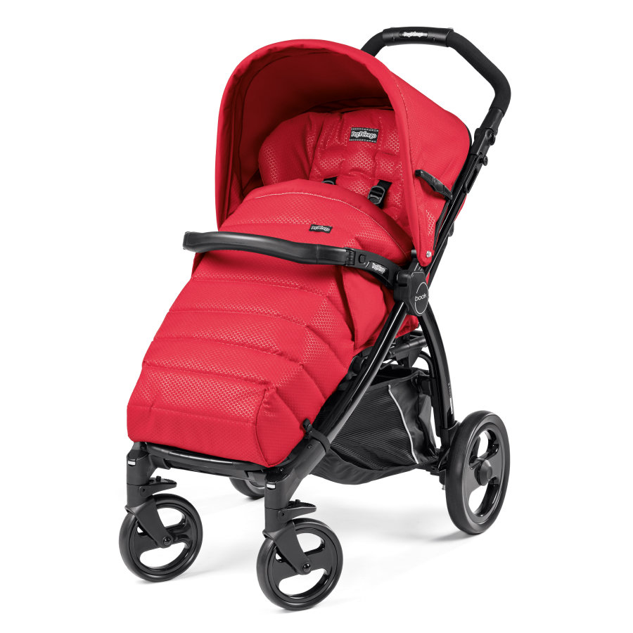 PEG-PEREGO Poussette-canne Book Mod Red