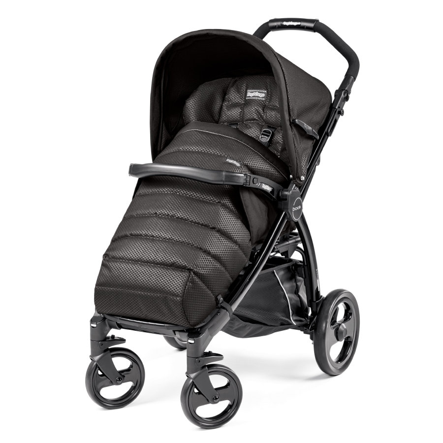 PEG-PEREGO Poussette-canne Book Mod Black