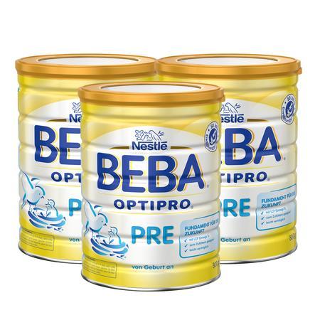 NESTLE Beba Pro Pre Formula 3x800g