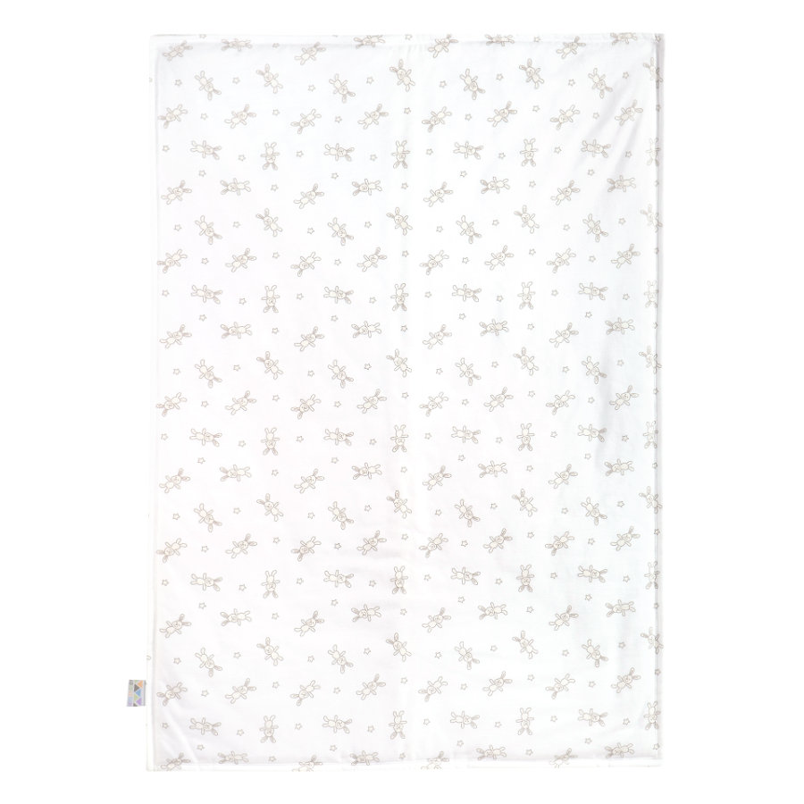 JULIUS ZÖLLNER Jersey deka Rabbit 70 x 100 cm