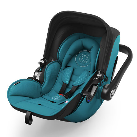 Kiddy Babyschale Evolution Pro 2 Ocean Petrol