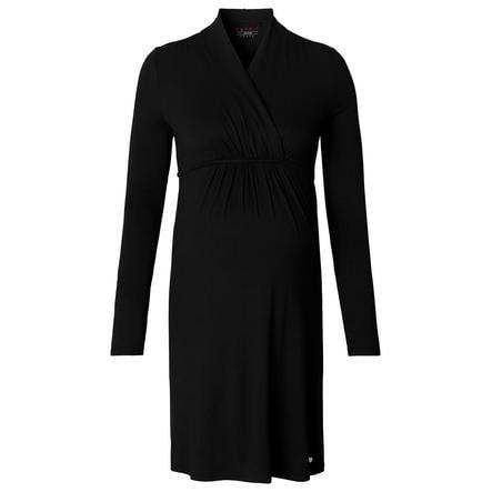 489cbcd1a ESPRIT Vestido de premamá negro - rosaoazul.es