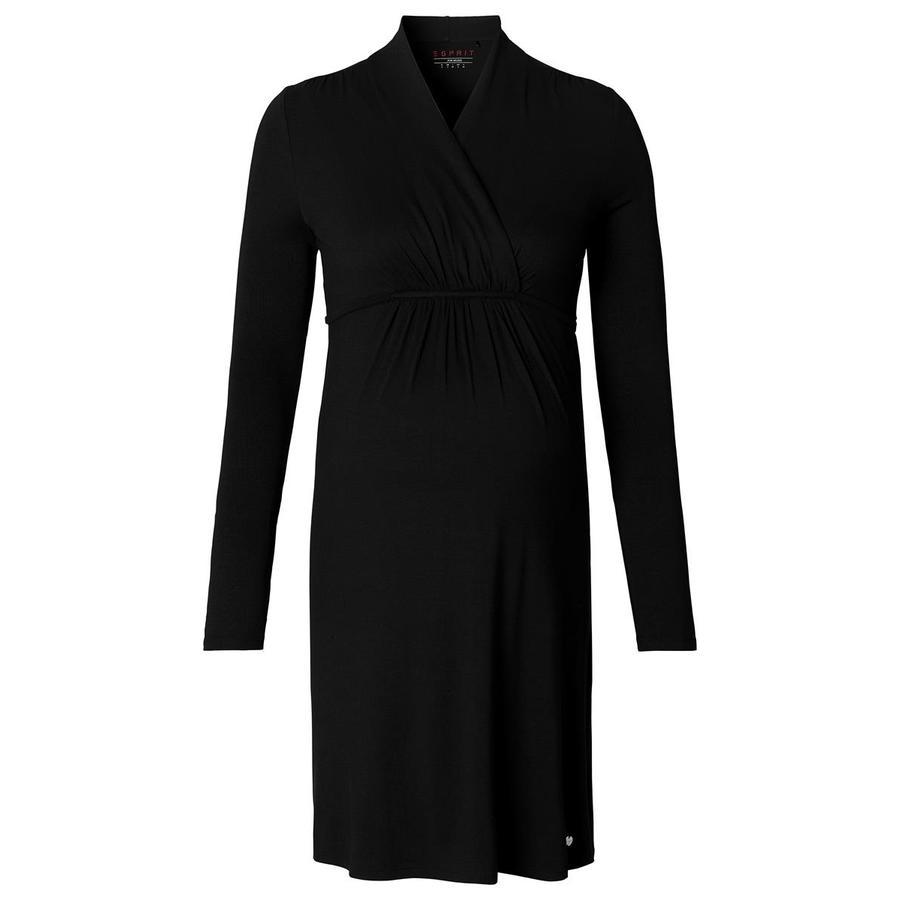 ESPRIT Umstandskleid schwarz