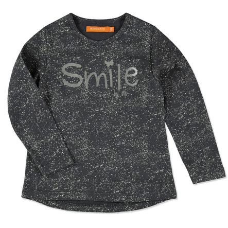 STACCATO Girls Shirt dark grey