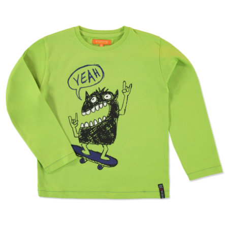 STACCATO Boys Shirt lime Monster