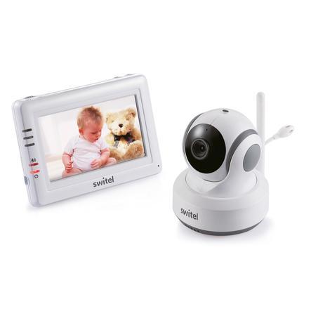 switel digital Babyphone BCF989 mit fernsteuerbarer Kamera