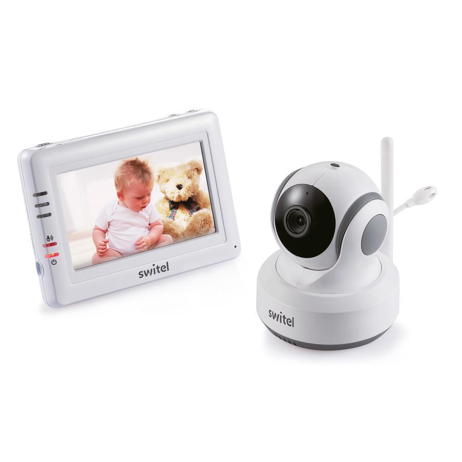 SWITEL Digitale babyfoon BCF985 met afstandbestuurbare camera